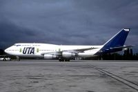 Photo: UTA - Union de Transports Aeriens, Boeing 747-200, F-BTDH