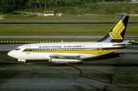 Photo: Singapore Airlines, Boeing 737-100, 9V-BBC