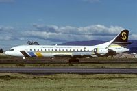 Photo: Lineas Aereas Suramericanas - LAS, Sud Aviation SE-210 Caravelle, HK-3756X
