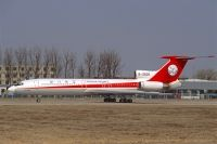 Photo: Sichuan Airlines, Tupolev Tu-154, B-2625