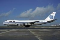Photo: Pan Am, Boeing 747-100, N725PA