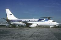 Photo: Aerolineas Argentinas, Boeing 737-200, LV-JMZ