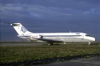 Photo: TAT - Touraine Air Transport, Douglas DC-9-21, OY-KGE