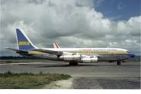 Photo: Merpati Nusantara Airlines, Boeing 707-100, N107BN