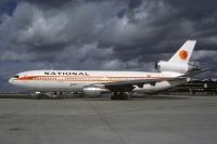 Photo: National Airlines, McDonnell Douglas DC-10-30, N80NA