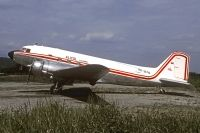 Photo: Alicol  Colombia, Douglas DC-3, HK-3176