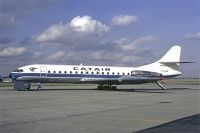 Photo: Catair, Sud Aviation SE-210 Caravelle, F-BTON
