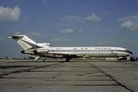 Photo: Air France, Boeing 727-200, F-BPJK