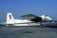 Photo: Instone Air Line, Bristol 170 Mk.21 Freighter, G-AMLK
