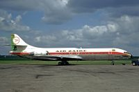 Photo: Air Zaïre, Sud Aviation SE-210 Caravelle, 9Q-CLD