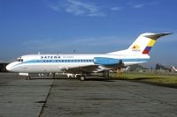 Photo: Satena, Fokker F28, FAC-1141