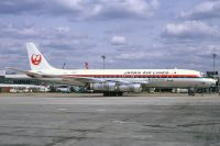 Photo: Japan Airlines - JAL, Douglas DC-8-50, JA8017