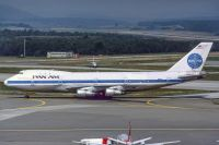 Photo: Pan Am, Boeing 747-100, N655PA