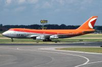 Photo: CP Air, Boeing 747-200, C-FCRE