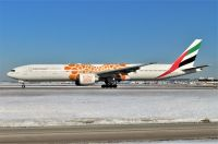 Photo: Emirates, Boeing 777-300, A6-ENM
