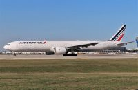 Photo: Air France, Boeing 777-300, F-GZNB