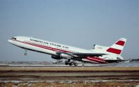 Photo: American Trans Air / ATA Airlines, Lockheed L-1011 TriStar, N31022
