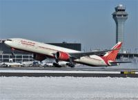 Photo: Air India, Boeing 777-300, VT-ALU