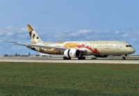 Photo: Etihad Airways, Boeing 787, A6-BLF