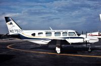 Photo: American Trans Air / ATA Airlines, Piper PA-31 Navajo, N2752A