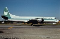Photo: Interstate, Lockheed L-188 Electra, N857U
