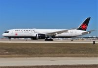 Photo: Air Canada, Boeing 787, C-FVLX