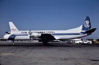 Photo: Cam Air International, Lockheed L-188 Electra, N667F
