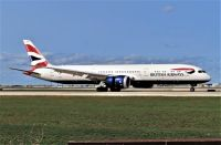 Photo: British Airways, Boeing 787, G-ZBKS