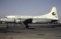 Photo: Combs Freightair, Convair CV-340, N153PA