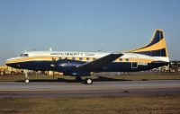 Photo: Liberty Foundation, Convair CV-440, N411GA