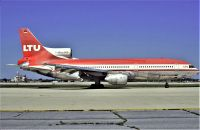 Photo: LTU - Lufttransport-Unternehmen, Lockheed L-1011 TriStar, D-AERT