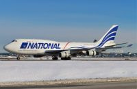 Photo: National Airlines, Boeing 747-400, N702CA