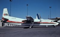 Photo: Air Wisconsin, Fokker F27 Friendship, N504AW