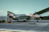 Photo: United States Air Force, McDonnell Douglas F-4 Phantom, 63-7524