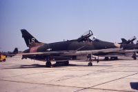 Photo: United States Air Force, North American F-100 Super Sabre, 55-2790