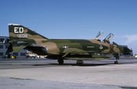 Photo: United States Air Force, McDonnell Douglas F-4 Phantom, 66-7608