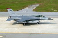 Photo: United States Air Force, Lockheed Martin F-16D, 90-0779