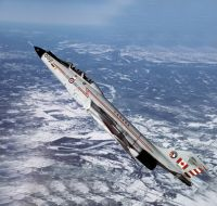 Photo: Canadian Forces, McDonnell CF-101B, 101002