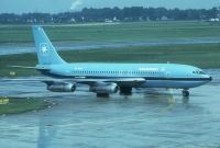 Photo: Maersk Air, Boeing 720, OY-APU