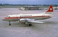 Photo: Swissair, Convair CV-440, HB-IML
