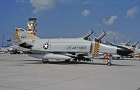 Photo: United States Air Force, McDonnell Douglas F-4 Phantom, 63583