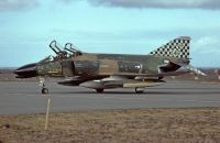 Photo: United States Air Force, McDonnell Douglas F-4 Phantom, 63-7412