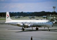 Photo: Pacific Western Airlines, Douglas DC-7, CF-NAI