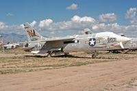 Photo: United States Navy, Vought F-8 Crusader, 150351