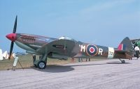 Photo: Royal Air Force, Supermarine Spitfire, SL721
