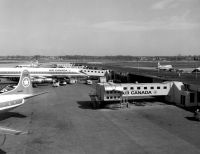 Photo: Air Canada, Vickers Viscount 700, CF-THF