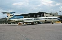 Photo: Malev - Hungarian Airlines, Tupolev Tu-154, HA-LCB