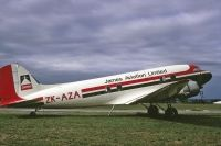 Photo: James Aviation Limited, Douglas DC-3, ZK-AZA