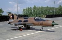 Photo: Czechoslovakia Air Force, MiG MiG-21, 4315