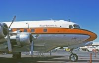 Photo: Aerial Applicators Inc., Douglas DC-6